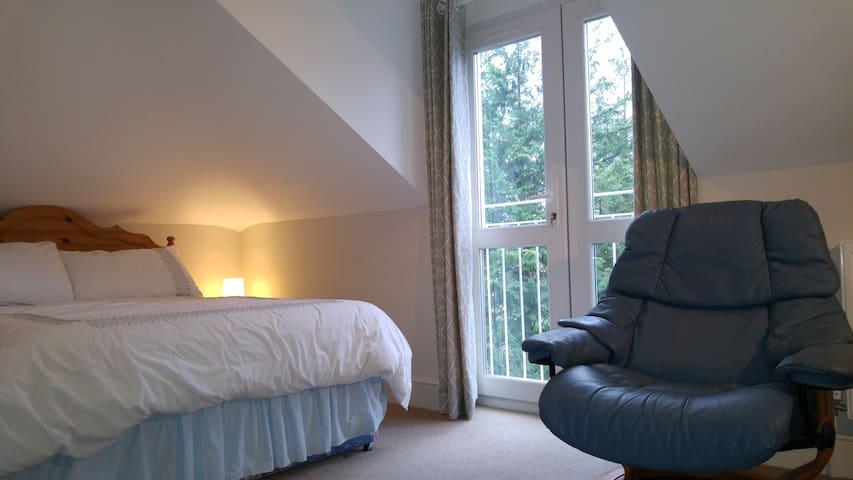 Double room with private bathroom Great Malvern - Great Malvern - Apartamento