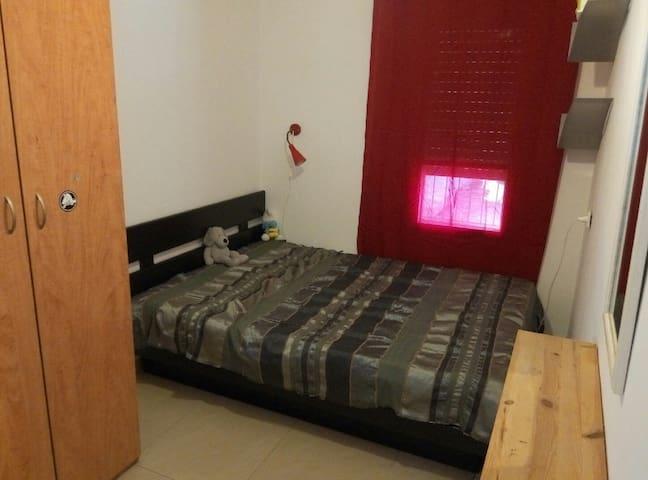 Pleasant place for a pleasant time - Nesher - Apartament