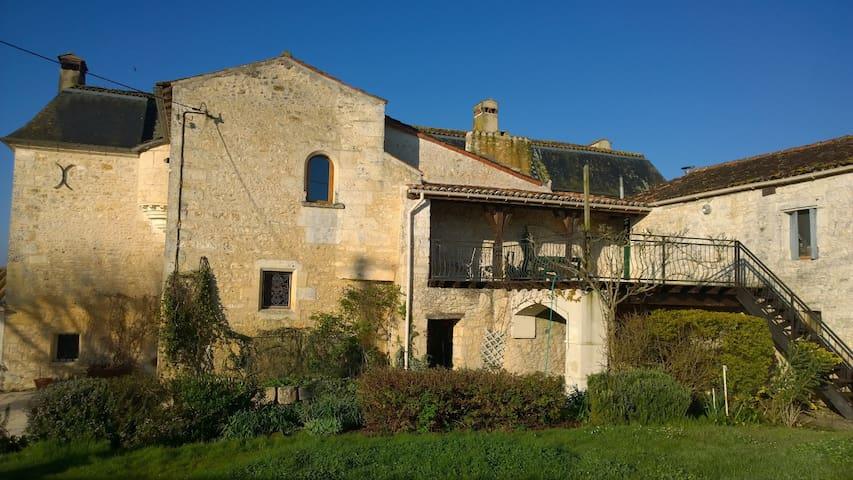 Porthos - La Brossardière le Logis - Taillebourg - Lägenhet