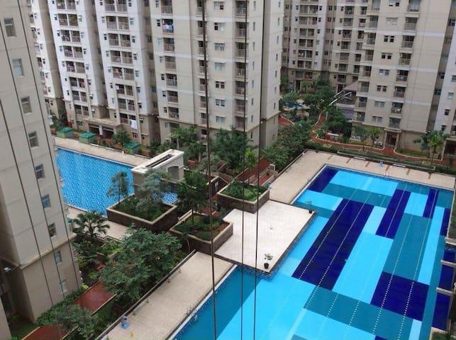 Apartemen Mediterania 2 - Jakarta barat - Lägenhet