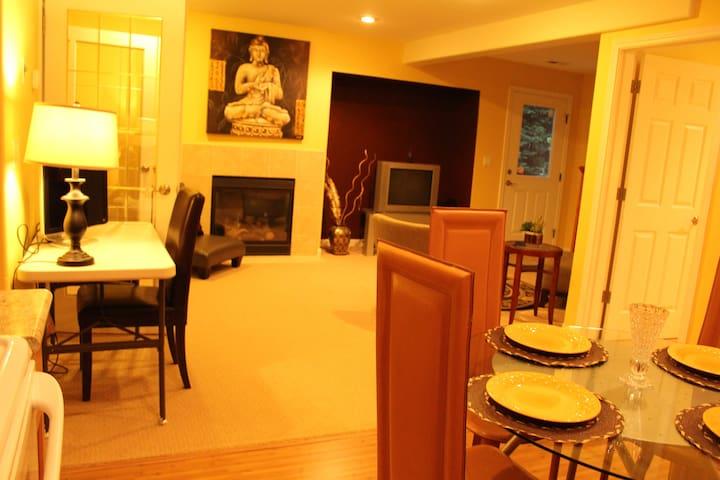 1br luxury suite apartment - Redmond - Lägenhet