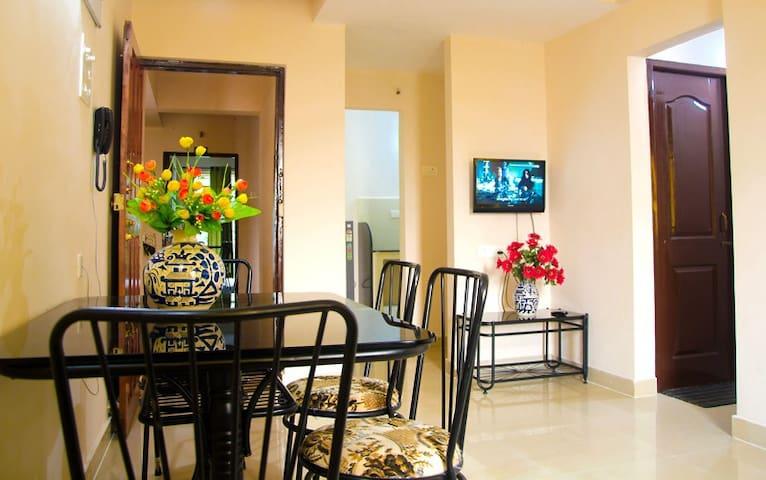 HOLIDAY HOMES GOA (1 BHK) - South Goa - Apartemen