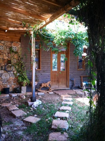 The peaceful grove house - clil,west galilee, Israel - Maison