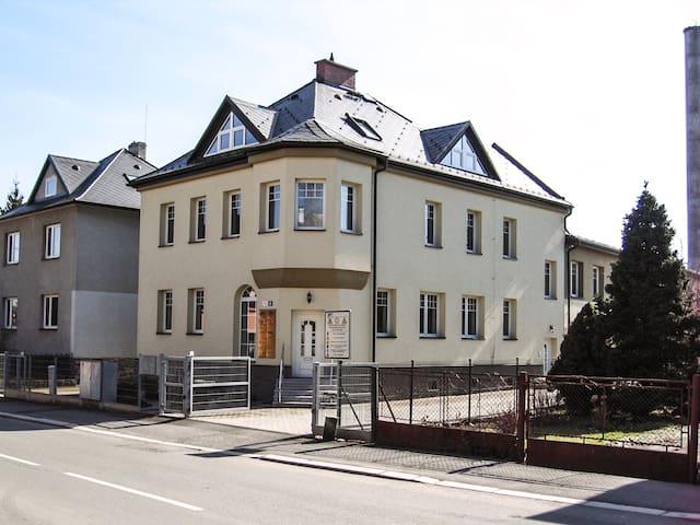 Klidné místo nedaleko Ostravy za dobrou cenu - Bílovec - Loft-asunto