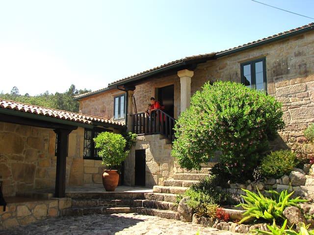 Casa Fontenla - Campo Lameiro - Huis