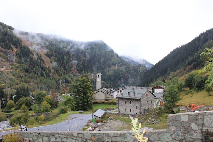 La casa di Fiore - Province of Sondrio - Daire