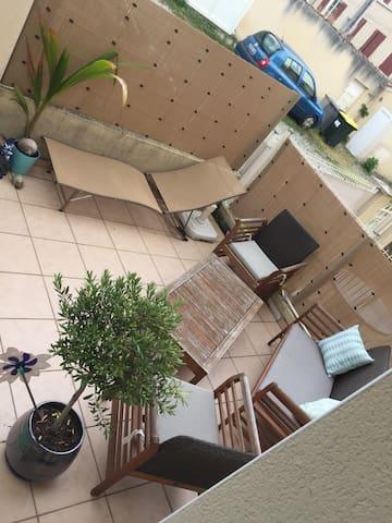 APPARTEMENT DUPLEX COSY - Craponne - Appartement