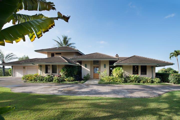 3 Bedroom, Coastal Views, Great Elevation, Pool - Kailua-Kona - Hus