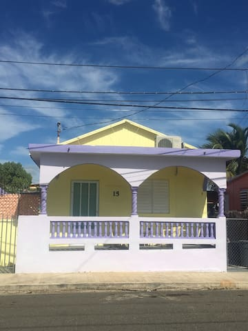 Harbour House with private pool - Guanica - Ev