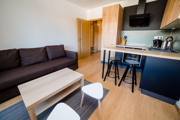 Apartment 37, Vysoke Tatry - Štrba - Daire