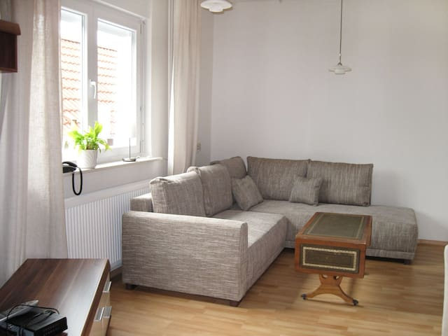 Apartment Ferienwohnung Petra for 4 persons in Nentershausen - Nentershausen - Leilighet