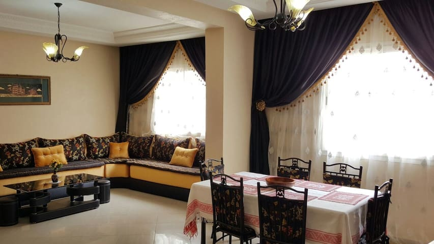 Luxeriöses und sonniges Appartment in Agadir - Agadir - Huoneisto