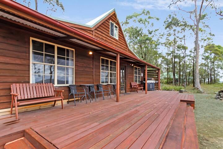 Moonabung Wilderness Lodge - Vacy