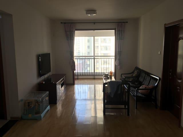 中式简洁风格 超大空间的舒适民宿(合租) - 河北 - Appartement