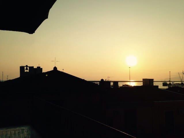 Sun, Sea and Sicily - Termini Imerese - Appartement