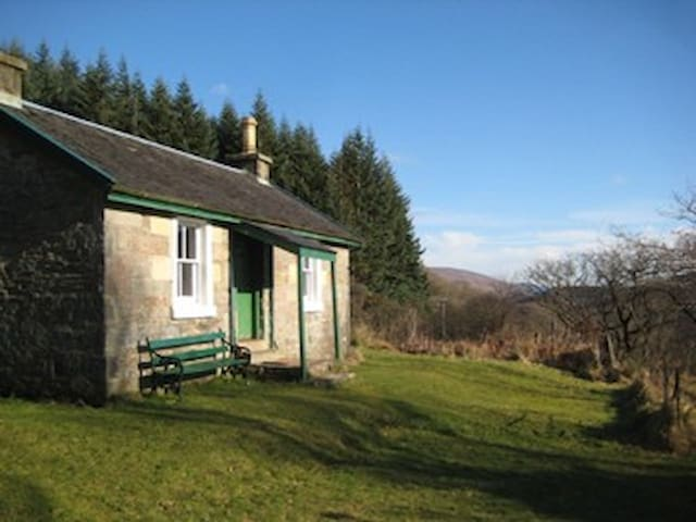 Hillview Cottage, by Tighnabruaich - Tighnabruaich
