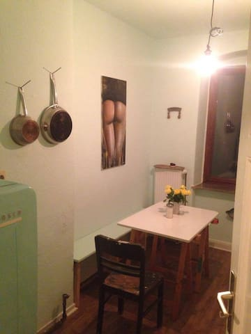 - DOKUMENTA - CENTRAL -  DOUBLE ROOM & GARDEN - Кассель - Квартира