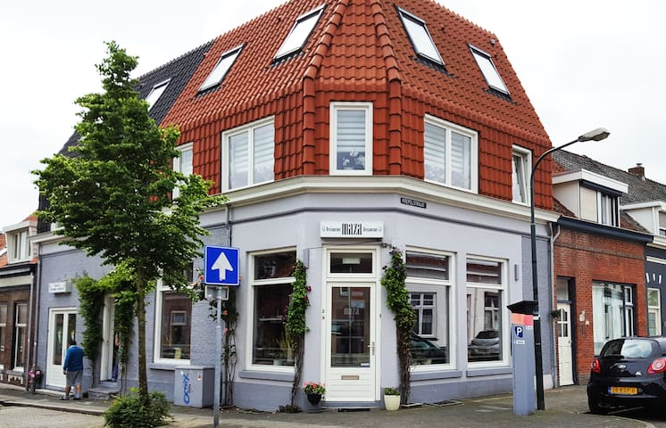 Bed & Breakfast Maza, Brabantse Wal SMALL ROOM 1/2 - 貝亨奧普佐姆(Bergen op Zoom) - 連棟房屋