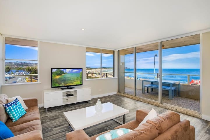 Beachfront Holidays - Dee Why - Appartement