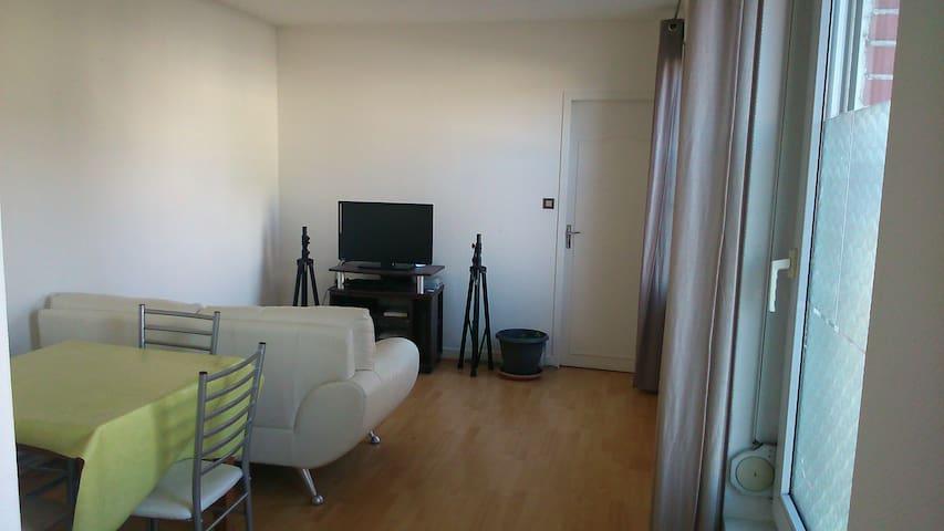 Appartement dans maison en Sologne - Romorantin-Lanthenay - Daire