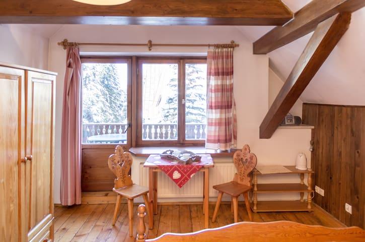 room for 2 people - Zakopane - Hus