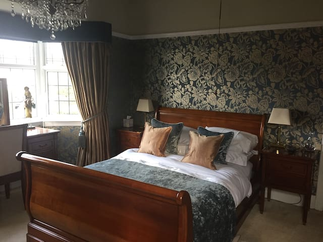 Double room with private bathroom - Wolverhampton - Hus