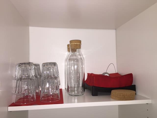 Cozy Apartment - Wetzikon - Huoneisto