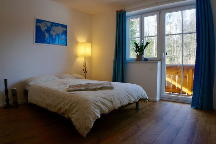 Cosy private room close to Salzburg - Adnet - Huis