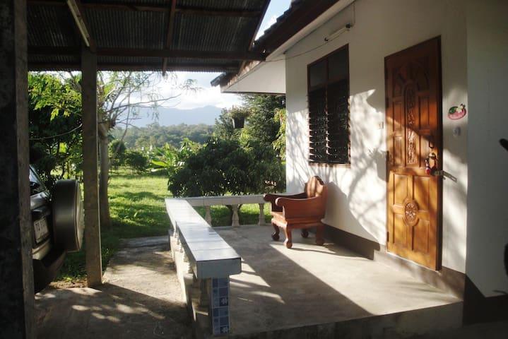 Bungalow Chalet - Pai - Casa