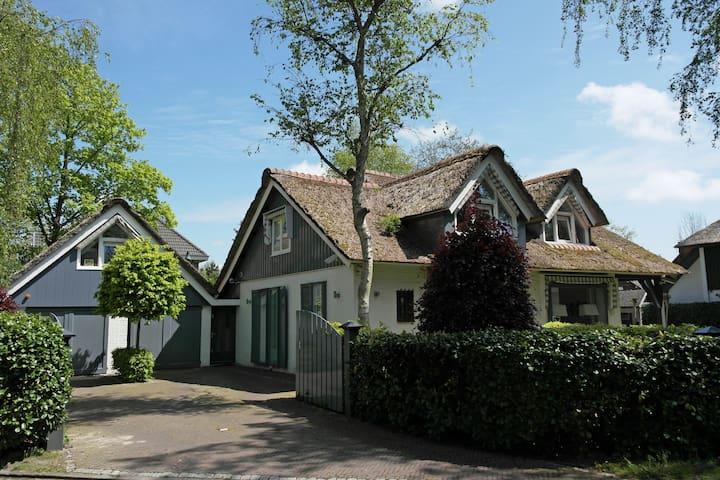 Landhuis Bergen - ベルゲン - 別荘