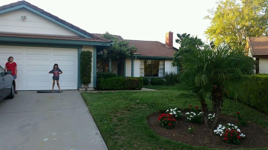 Quiet Neighborhood, Family Home - San Dimas