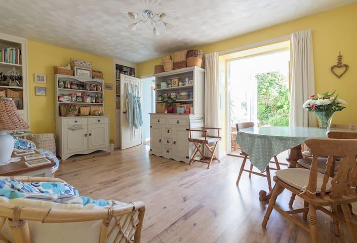Double Room close to Beach & Town - Northam, Bideford - Hus