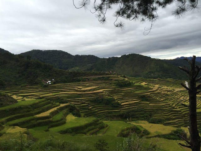 Vilma's home for weary travelers - Bontoc - Дом