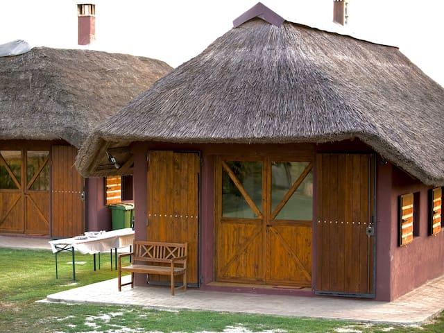 "The Bassara Cabins: The ""Ferrarese"" - Argenta - Hut"