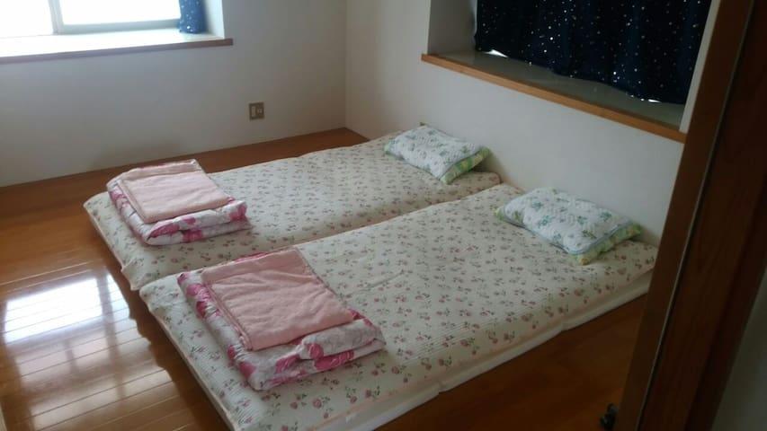 Cozy  private apartment 【free WIFI】 - Akita - Daire