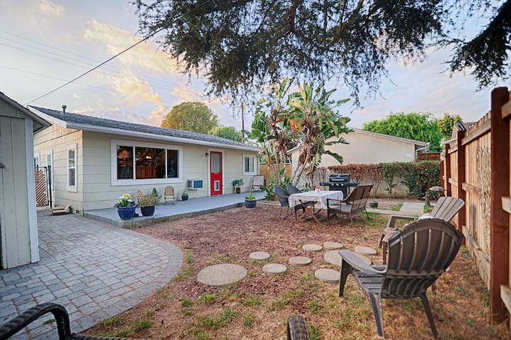 Cozy 2 bedroom Cottage -6 miles to DISNEYLAND - Fullerton