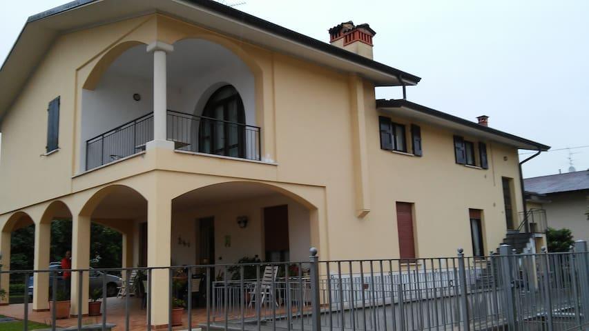 Ampio appartamento in Franciacorta - Ponte Cingoli - Daire