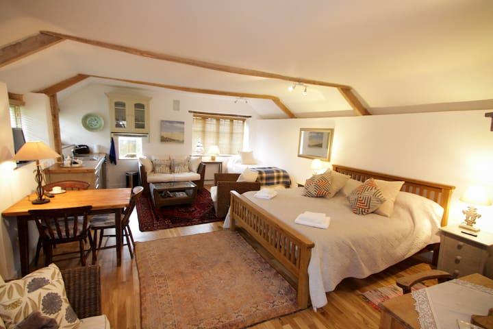 Huge Superkingsize bedroom (Bed only basis) - Somerset - 民宿