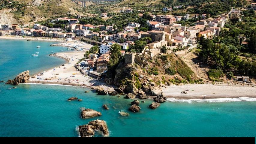 Discovering Sicily - Castel di Tusa - 公寓