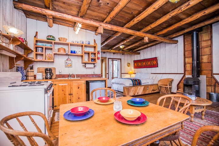 Green Farm Retreat: Huxley Cabin - San Cristobal - 小木屋