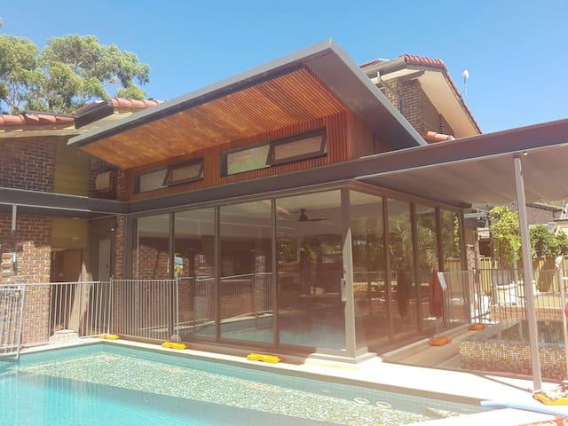 Pool, Heated Spa,  Gourmet meals - Athelstone - Casa