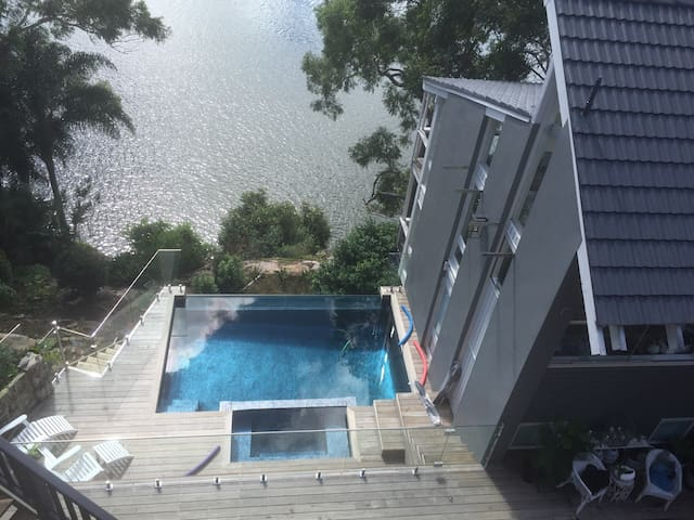 Like your own private family resort - Hunters Hill - Hus