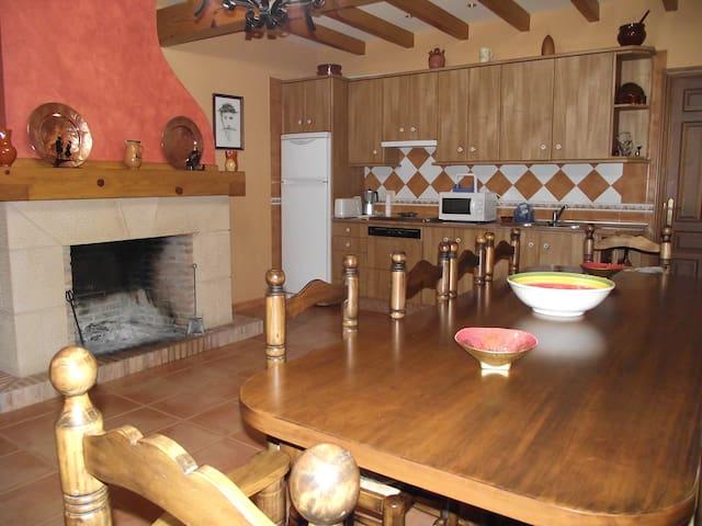 Casa Rural La Teja en Lagunas de Ruidera - Ossa de Montiel - Huis