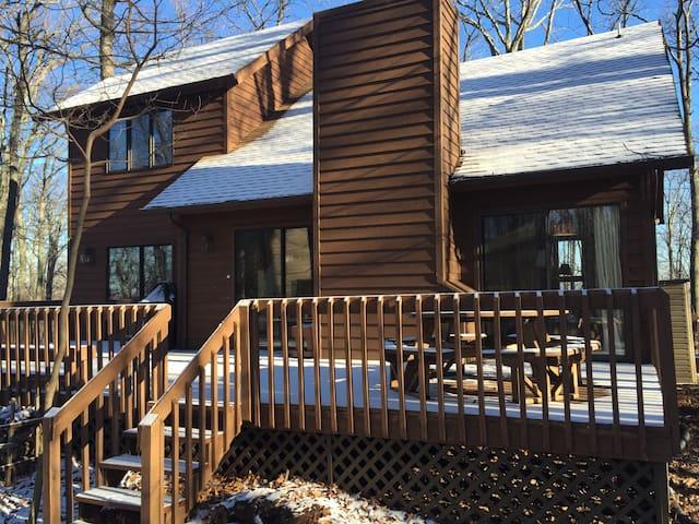 3 BR house  Wintergreen Resort $99+ - Roseland - Hus