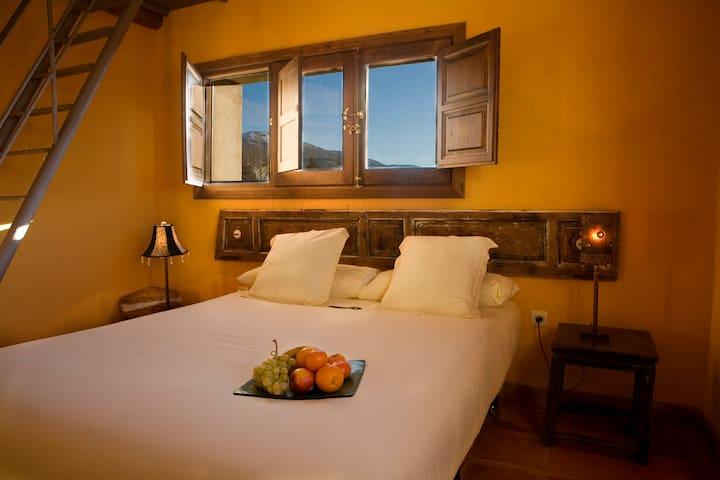Habitación Familiar Hotel La Data - Gallegos - Bed & Breakfast