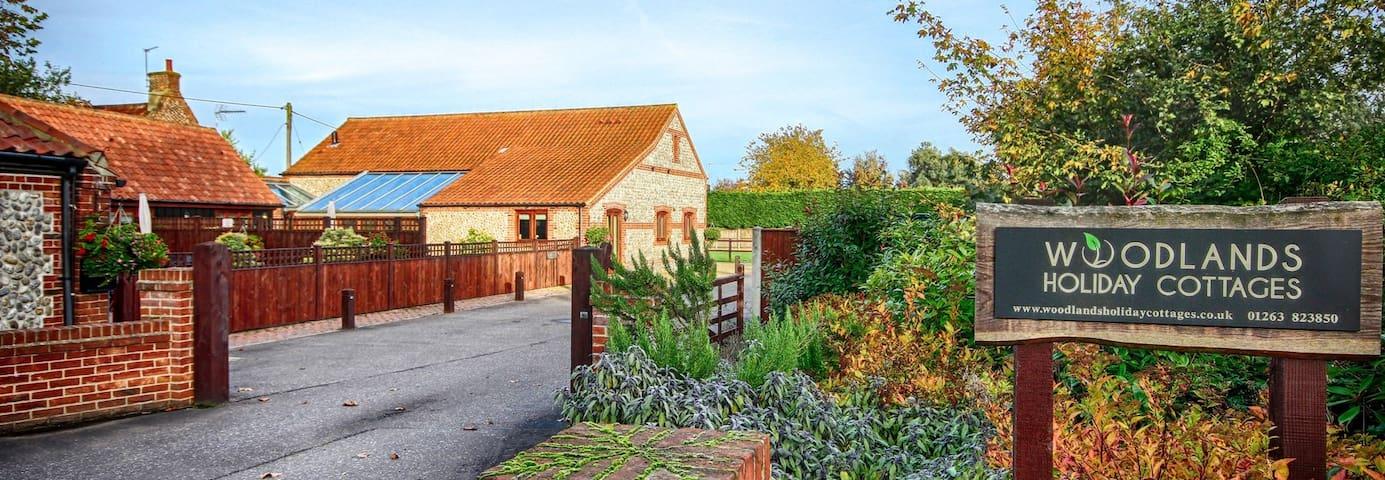 Woodlands Holiday Cottages - Norfolk - Annat
