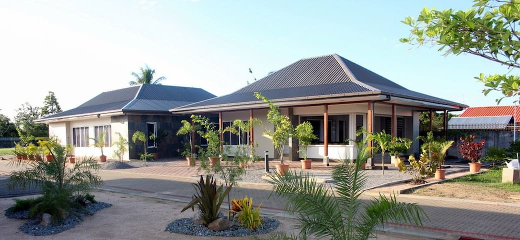 New modern luxury home in South Paramaribo - パラマリボ - 一軒家