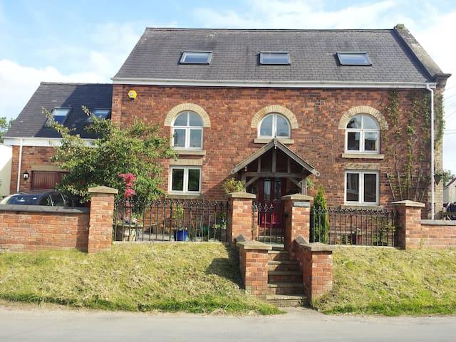 Converted chapel, sleeps up to 10 - Wrawby - Hus