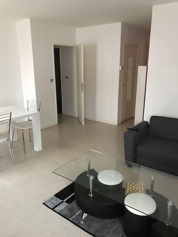 Chambre privée isolé - Orléans  - Lägenhet