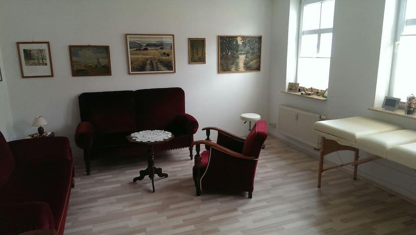 Ein-Zimmer Appartement im Zentrum - Meiningen - Departamento